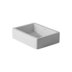 Vero - Aufsatzbecken | Waschtische | DURAVIT
