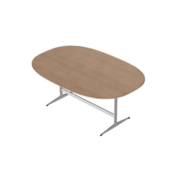 Model D413 | Meeting room tables | Fritz Hansen
