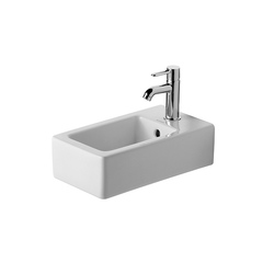 Vero - Handrinse basin | Wash basins | DURAVIT