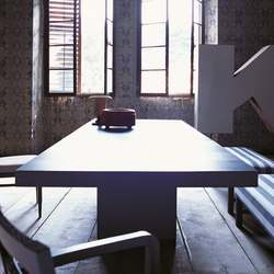 Checker | Mesas comedor | Flexform Mood
