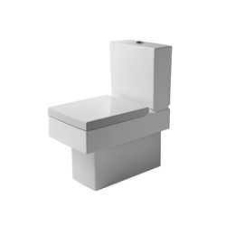 Vero - Toilet, close-coupled | Toilets | DURAVIT