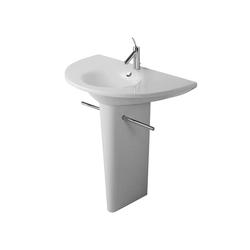 Starck 1 - Standsäule | Waschplätze | DURAVIT