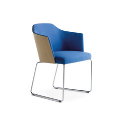 Axel 80P/SB | Visitors chairs / Side chairs | Crassevig