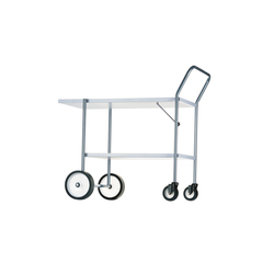 green trolley 226 | Tea-trolleys / Bar-trolleys | Alias
