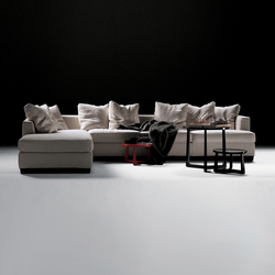 Eros sectional sofa | Canapés | Flexform
