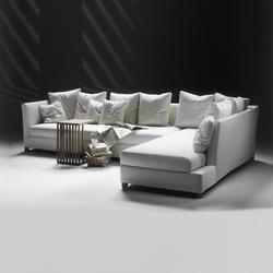 Hochwertige modulare sitzgruppen mit untergestell aus - Divano modulare driade ...