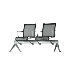 frame floatingframe BA2 | Beam / traverse seating | Alias