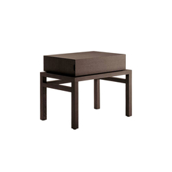 Thronos | Tables de chevet | Maxalto
