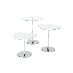 Mixit Glass small table | Side tables | Desalto
