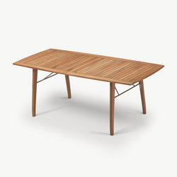 Ballare Table | Dining tables | Skagerak