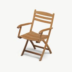 Selandia Armchair | Garden chairs | Skagerak