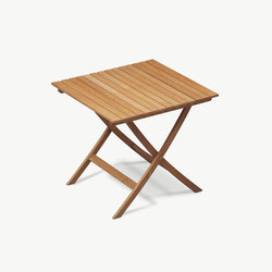 Selandia Table 75 | Dining tables | Skagerak