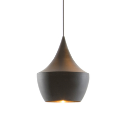 Beat Fat Black | Iluminación general | Tom Dixon