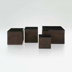 Tembo | Storage boxes | Armani/Casa
