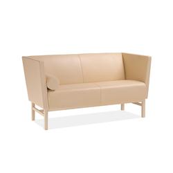 Minimal 2-seater sofa | Canapés d'attente | Materia