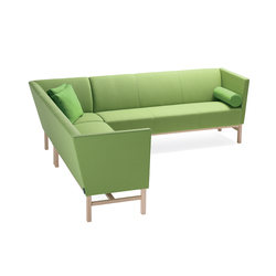Minimal corner sofa | Canapés d'attente | Materia