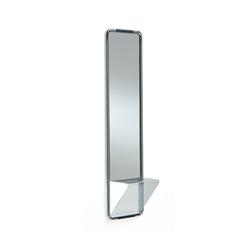 Flax mirror | Spiegel | Materia