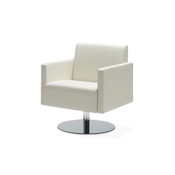 Monolite easy chair | Poltrone lounge | Materia