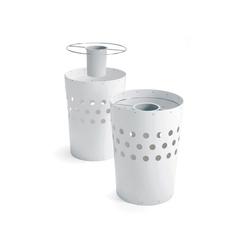 Pelle wastebasket | Cubos de basura / papeleras | Materia