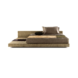 You and Me bed | Camas dobles | Redaelli
