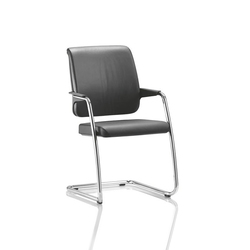 CONNEXION Cantilever chair | Visitors chairs / Side chairs | Girsberger