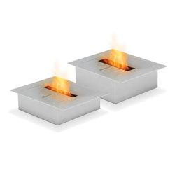 BK Series | Inserts à bioéthanol | EcoSmart™ Fire