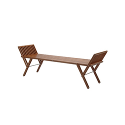 Flexus bench | Upholstered benches | Useche