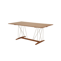 Tensor rectangular table | Dining tables | Useche