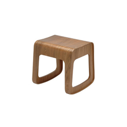 Cinta rocking stool | Hocker | Useche