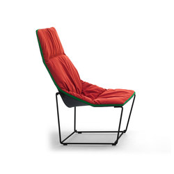 Ace | Garden armchairs | viccarbe