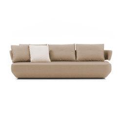 Levitt sofa | Divani lounge | viccarbe