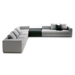 Berry sofa | Divani lounge | viccarbe