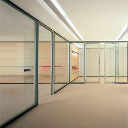 Sealed | Partition wall systems | Citterio
