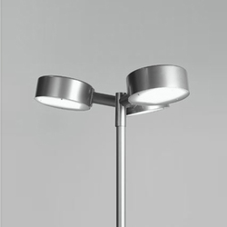 Trepuck pole fixture | Path lights | ZERO