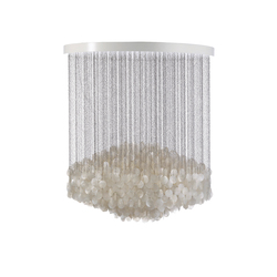 Fun Mother of Pearl 7DM | Hanging lamp | General lighting | Verpan