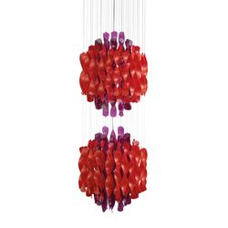 Spiral SP2 Multicolor | Hanging lamp | Lámparas de suspensión | Verpan