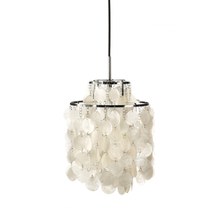 Fun Mother of Pearl 2DM | Pendant | General lighting | Verpan