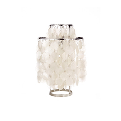 Fun Mother of Pearl 2TM | Table lamp | Table lights | Verpan