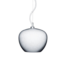 Organics white/white | Suspended lights | Holmegaard