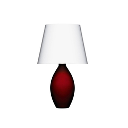 Base red | Table lights | Holmegaard