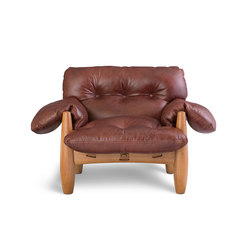 Mole armchair | Poltrone lounge | LinBrasil
