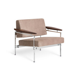 Beto armchair | Lounge chairs | LinBrasil
