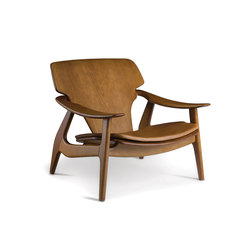 Diz armchair | Loungesessel | LinBrasil