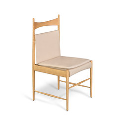 Cantu High chair | Restaurant chairs | LinBrasil