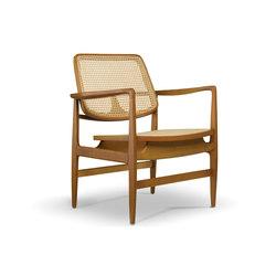 Oscar armchair | Poltrone lounge | LinBrasil
