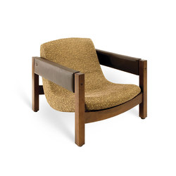 Jimi armchair | Lounge chairs | LinBrasil