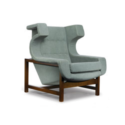 Voltaire armchair | Lounge chairs | LinBrasil