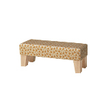 Niki bench | Upholstered benches | Conde House
