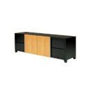 Shoji media cabinet | Multimedia sideboards | Conde House