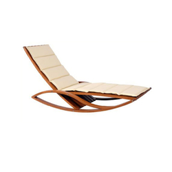 Zonza rocking chaise | Chaise longue | Schuster